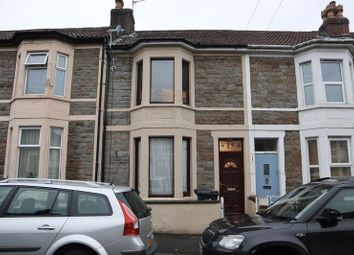 Thumbnail 3 bed terraced house to rent in Bellevue Road, St. George, Bristol