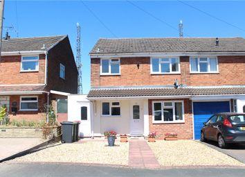 Thumbnail 3 bed semi-detached house for sale in Wakeford Close, Ridge Lane, Nuneaton, Warwickshire