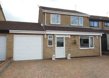 Thumbnail 3 bed link-detached house for sale in Low Farm Drive, Carlton Colville, Lowestoft