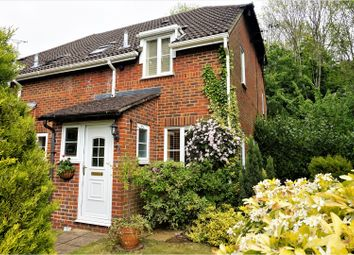Thumbnail 1 bed terraced house for sale in Elderberry Bank, Basingstoke