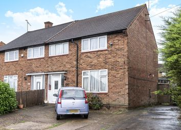 Thumbnail Semi-detached house for sale in Cleveland Crescent, Borehamwood