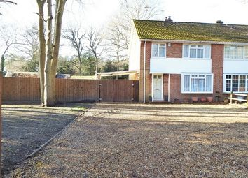 Thumbnail 3 bed semi-detached house for sale in Fernhill Road, Blackwater, Camberley, Hampshire