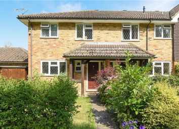 Thumbnail 3 bed end terrace house for sale in Turpins Rise, Windlesham, Surrey
