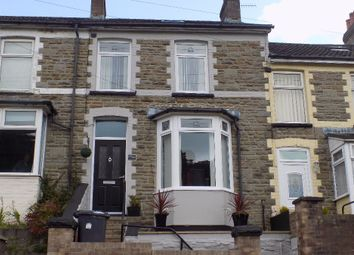 Thumbnail 2 bed terraced house for sale in Alexandra Road, Six Bells, Abertillery.