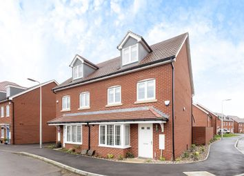 Thumbnail 3 bed semi-detached house for sale in Forest Road, Woodley, Reading