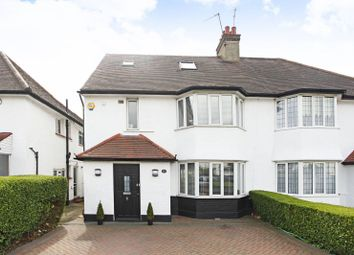 Thumbnail 5 bed property for sale in The Vale, Golders Green, London