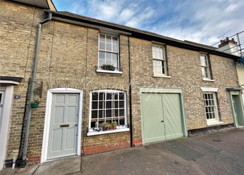 Thumbnail 3 bed terraced house for sale in Lower Street, Stratford St. Mary, Colchester