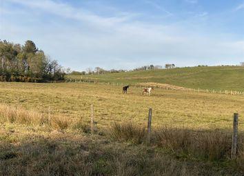 Thumbnail Land for sale in Grenig Road, Glanamman, Ammanford