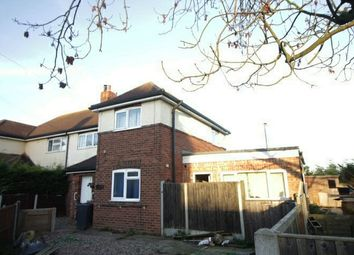 Thumbnail 4 bed semi-detached house for sale in East View, Lincoln, Lincolnshire
