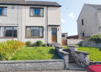 Thumbnail 2 bed semi-detached house for sale in Royal Terrace, Thurso