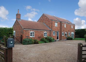 Thumbnail 3 bed barn conversion for sale in Quadring Road, Donington, Spalding