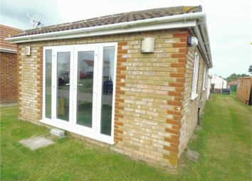 Thumbnail 2 bedroom mobile/park home for sale in Park Avenue, Leysdown-On-Sea, Sheerness, Kent