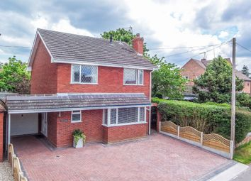 Thumbnail 4 bed detached house for sale in Brandheath Lane, New End, Astwood Bank, Redditch