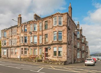 Thumbnail 2 bed flat for sale in Cardwell Road, Gourock, Inverclyde