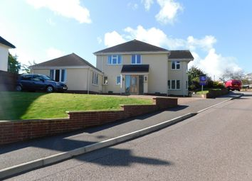 Thumbnail 4 bed detached house for sale in Gamberlake, Axminster