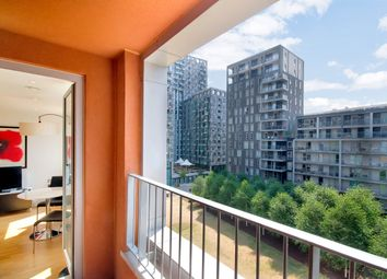Thumbnail 1 bed flat for sale in Indescon Square, Canary Wharf, London