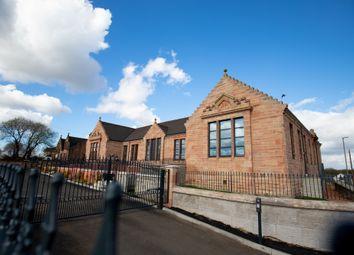 Thumbnail 4 bed flat for sale in Dorchester Gate, Coatbridge Road, Bargeddie, Glasgow