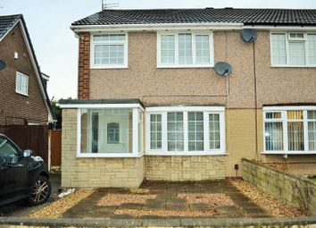 Thumbnail 3 bed semi-detached house for sale in Weld Blundell Avenue, Lydiate, Liverpool