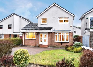 Thumbnail 4 bedroom detached house for sale in Glenward Avenue, Lennoxtown, East Dunbartonshire