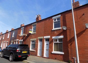 Thumbnail 2 bedroom terraced house to rent in Rathlyn Avenue, Blackpool