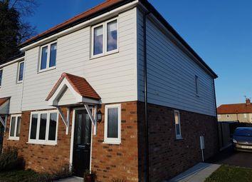Thumbnail 3 bedroom mews house to rent in Weston Mews, Snowdown, Aylesham