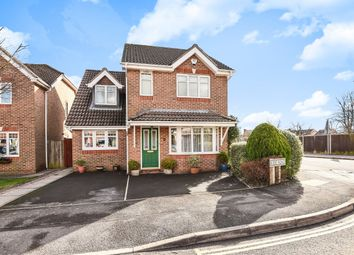 Thumbnail 3 bed detached house for sale in Kidd Road, Chichester