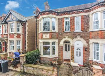 Thumbnail 3 bed semi-detached house for sale in Sussex Road, Watford