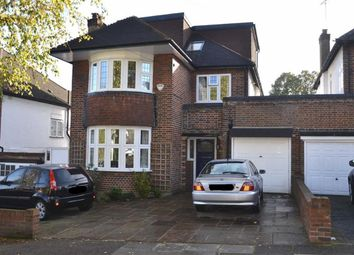 Thumbnail 4 bed property to rent in West Hill Way, London