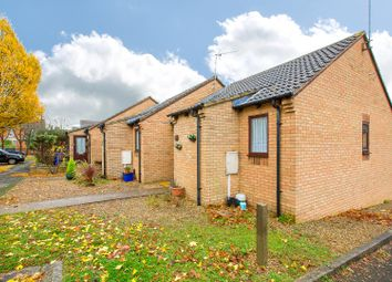 Thumbnail 1 bed semi-detached bungalow for sale in Stuart Close, Kettering