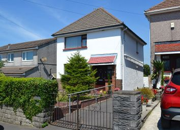 Thumbnail 3 bed detached house for sale in Dunvant Road, Dunvant, Swansea