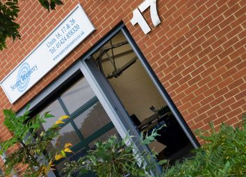 Thumbnail Light industrial to let in Highfield Drive, St Leonards On Sea, East Sussex