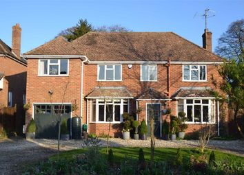 Thumbnail 4 bed detached house for sale in Croft Lane, Newbury, Berkshire