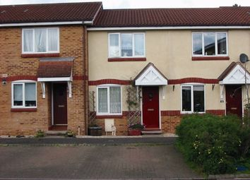 Thumbnail 2 bedroom property to rent in Hawthorn Close, Cullompton