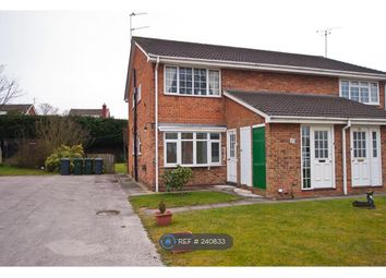 Thumbnail 2 bed flat to rent in Dunscroft/Hatfield, Doncaster
