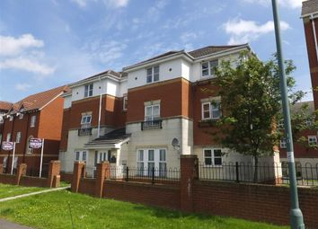 Thumbnail 2 bedroom flat to rent in Hallen Close, Emersons Green, Bristol