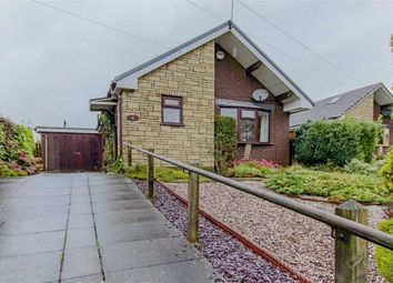 Thumbnail 3 bed detached bungalow for sale in Middlegate Green, Loveclough, Lancashire