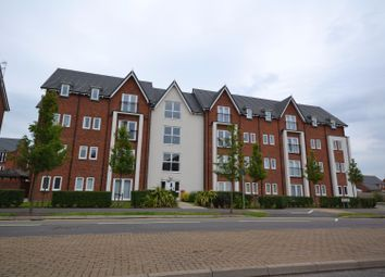 Thumbnail 2 bed flat for sale in Creola Court, Louisiana Drive, Chapelford Village