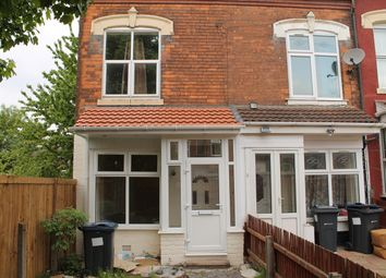 Thumbnail 2 bed terraced house to rent in Clarence Avenue, Handsworth, Birmingham