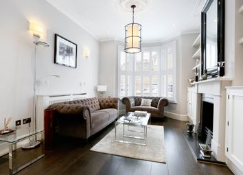 Thumbnail 3 bed terraced house to rent in Dolby Road, Parsons Green, Fulham, London
