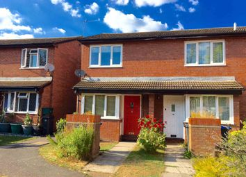 Thumbnail 1 bed end terrace house to rent in Tregaron Gardens, New Malden
