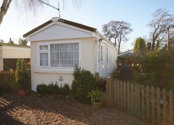 Thumbnail 1 bedroom detached house for sale in The Crescent, Oak Tree Park, St. Leonards, Ringwood