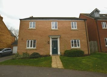 Thumbnail 4 bedroom detached house for sale in Howards Way, Moulton Park, Northampton