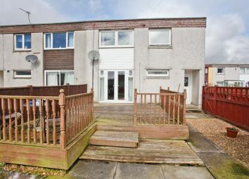Thumbnail 2 bed end terrace house for sale in Garvald Way, Glenrothes