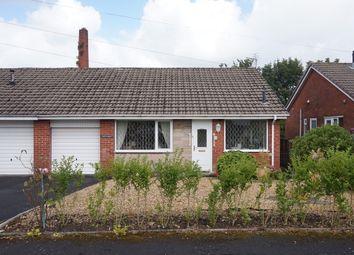 Thumbnail 3 bed semi-detached bungalow for sale in St. Aidans Avenue, Darwen