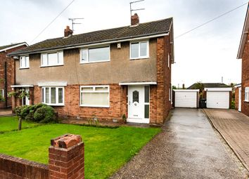 Thumbnail 3 bed semi-detached house for sale in The Broadway, Doncaster, South Yorkshire