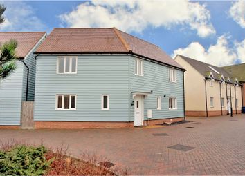 Thumbnail 4 bed detached house for sale in Swallow Avenue, Sittingbourne