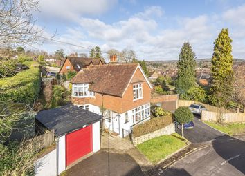 Thumbnail 4 bed detached house for sale in Museum Hill, Haslemere