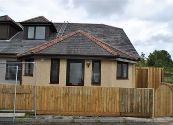 Thumbnail 4 bed semi-detached bungalow to rent in Victoria Road, Rhymney, Tredegar