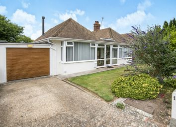 Thumbnail 2 bed detached bungalow for sale in Ocklynge Close, Bexhill-On-Sea