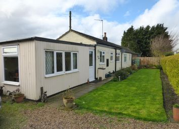 Thumbnail 2 bed semi-detached bungalow for sale in Hall Road, Walpole Highway, Wisbech